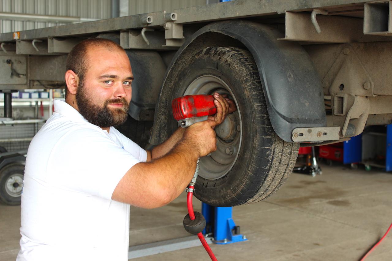 Cheshire Trailer Repairs | Trailer Repairs | Tyre Repair