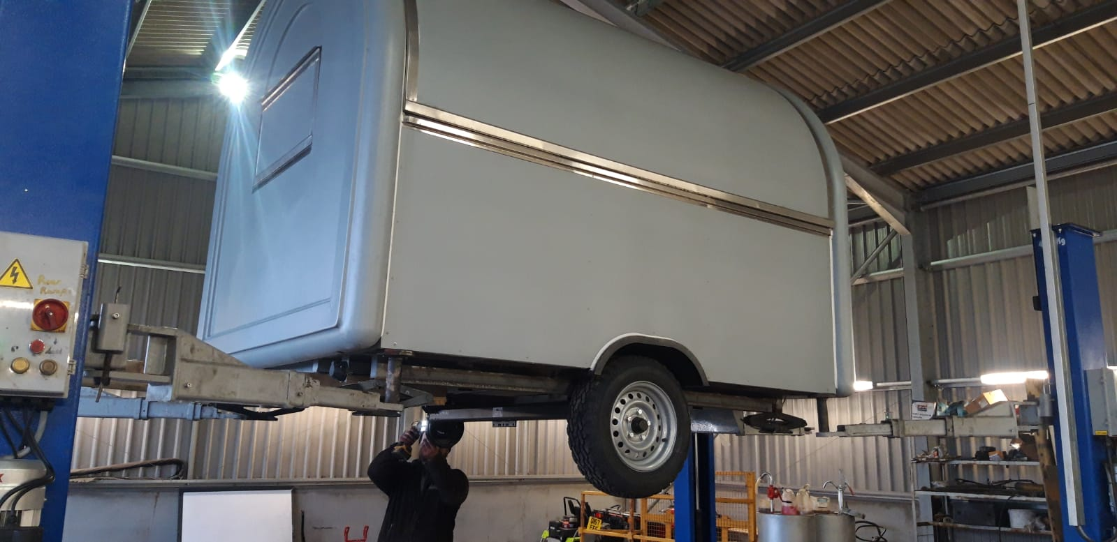 Cheshire Trailer Repairs   Trailer Hire and Repair Cheshire and North West   Trailer