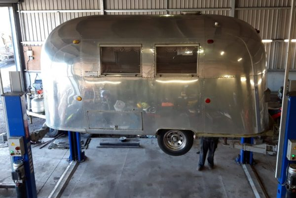 Cheshire Trailers | Trailer Hire, Repair & Sales, Cheshire and North West | 1968 Airstream