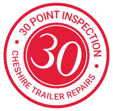 Cheshire Trailers | Trailer Hire, Repair & Sales, Cheshire and North West | 30 point inspection logo