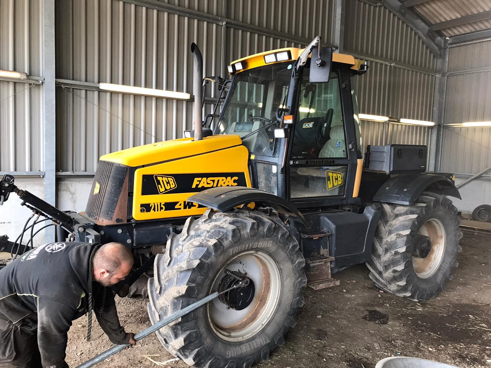 Cheshire Trailers | Trailer Hire, Repair & Sales, Cheshire and North West | JCB Fastrac