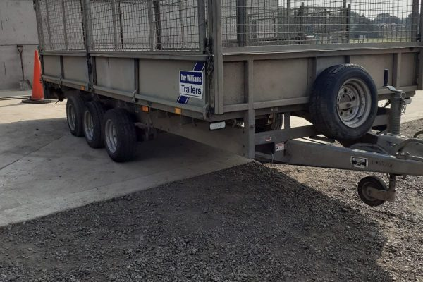 Cheshire Trailers | Trailer Hire, Repair & Sales, Cheshire and North West | Used Trailer