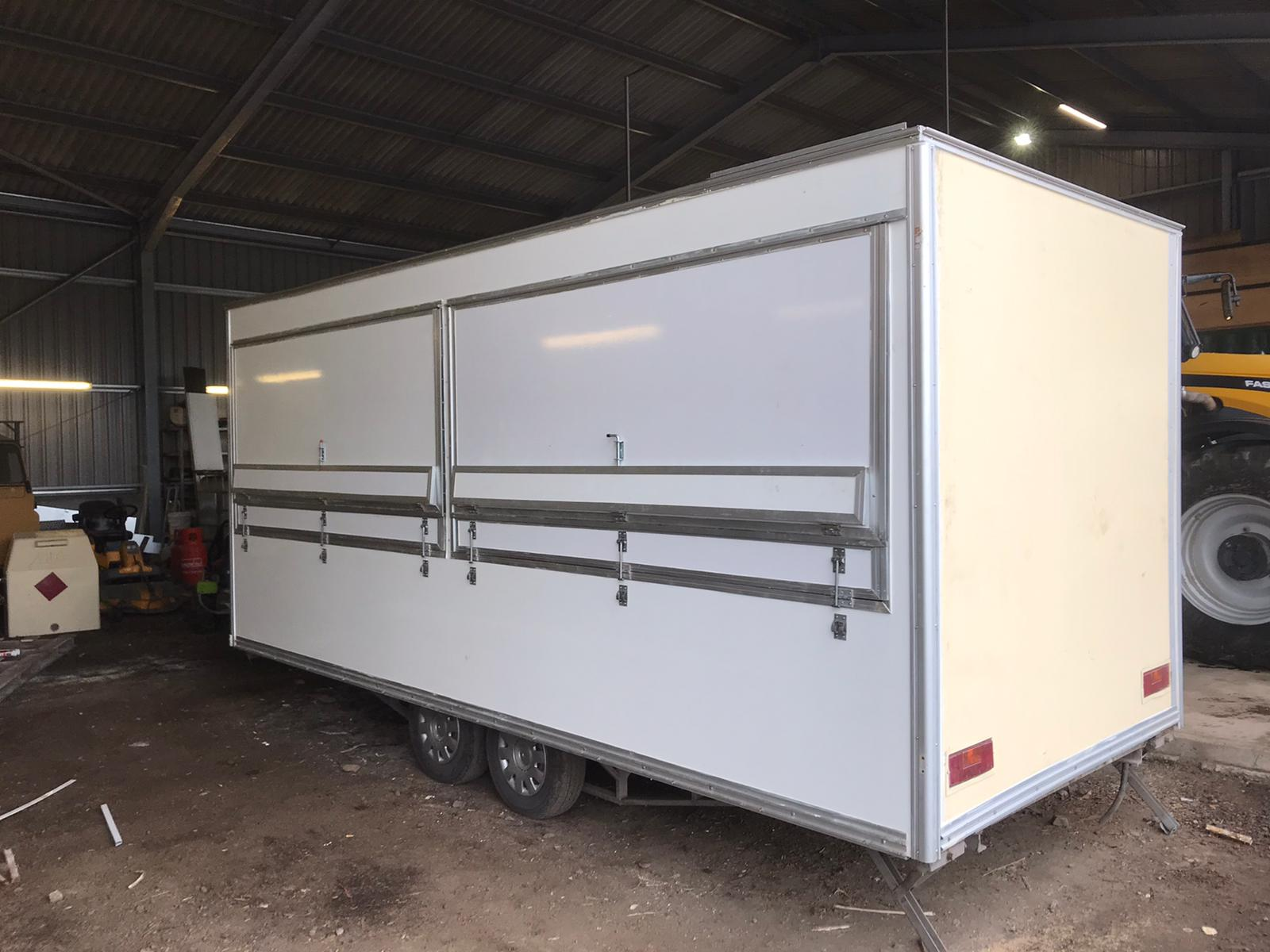 Cheshire Trailers   Trailer Hire, Repair & Sales, Cheshire   Catering Trailer