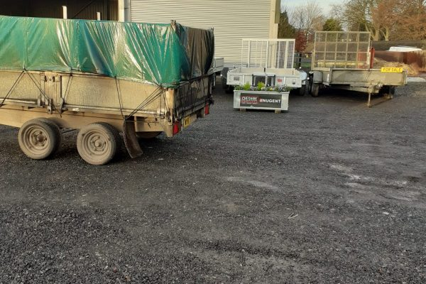 Cheshire Trailers | Trailer Hire, Repair & Sales, Cheshire | Covered trailer