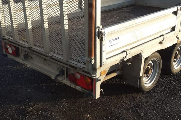 Cheshire Trailers | Trailer Hire, Repair & Sales, Cheshire | Trailer end