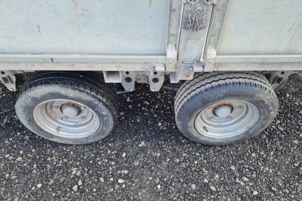 Cheshire Trailers   Trailer Hire, Repair & Sales, Cheshire   Trailer wheels