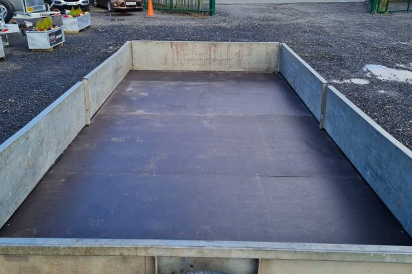Cheshire Trailers   Trailer Hire, Repair & Sales, Cheshire   Trailer bed