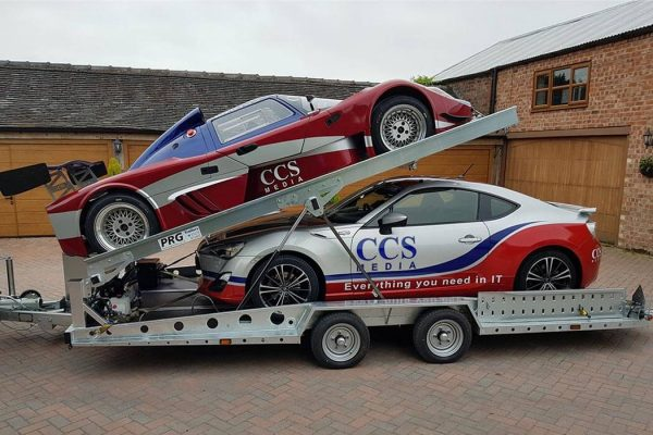 Cheshire Trailers | Trailer Hire, Repair & Sales, Cheshire | PRG Twin deck