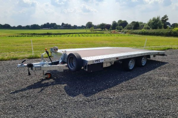 Cheshire Trailers | Trailer Hire, Repair & Sales, Cheshire | Car trailer side