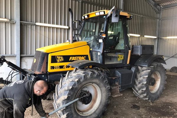 Cheshire Trailers   Trailer Hire, Repair & Sales, Cheshire   Tractor
