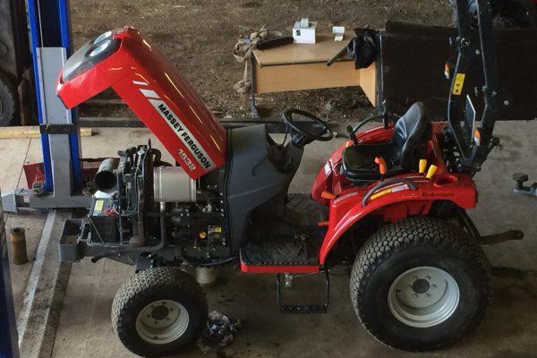 Cheshire Trailers   Trailer Hire, Repair & Sales, Cheshire   Mini tractor