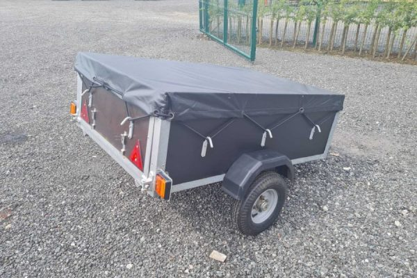 Cheshire Trailers   Trailer Hire, Repair & Sales, Cheshire   Trailer and cover side