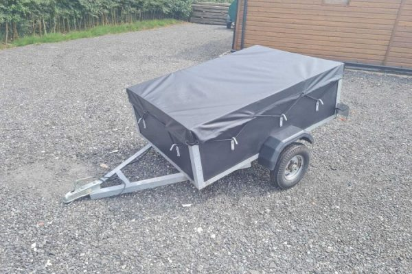 Cheshire Trailers   Trailer Hire, Repair & Sales, Cheshire   Trailer with cover